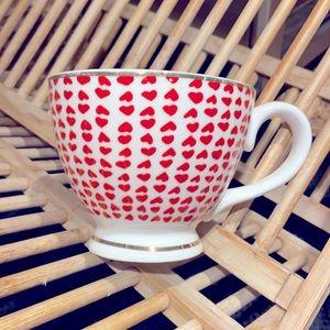INDIGO Heart Mug